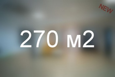 Аренда офиса – 270 кв.м