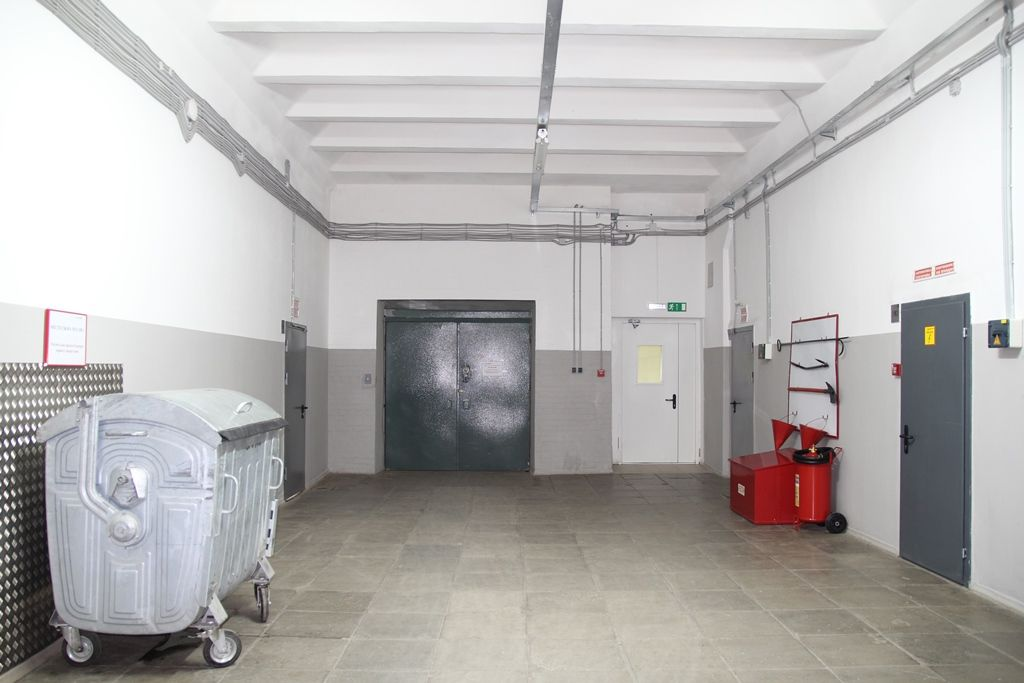 Аренда теплого склада – 1 163 м2